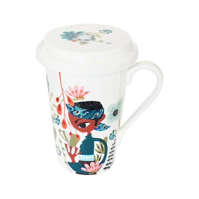 Saint James Premium Tableware Eco Mug Couple Man Dengan Handle