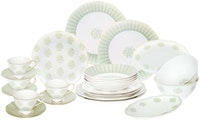 Saint James Premium Tableware Wendy Dinning Set 24pcs