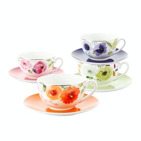 Saint James Premium Tableware Elle Coffee Set 8pcs