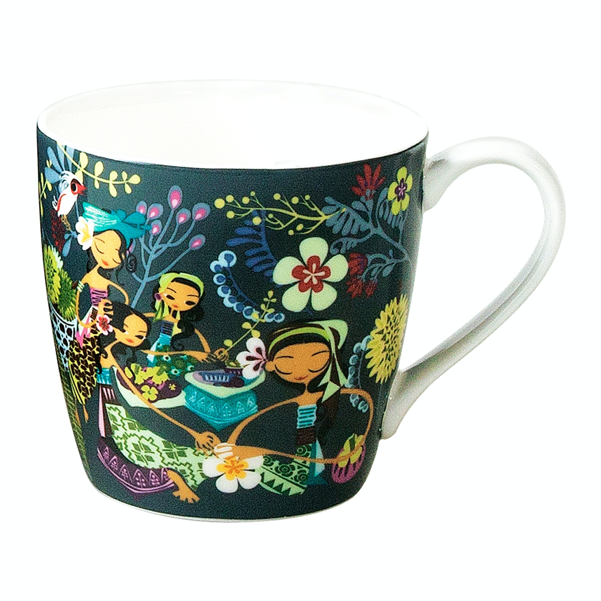 Saint James Premium Tableware Bali Fruit Mug AT