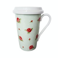 Saint James Premium Tableware Eco Mug With Handle The Rose