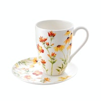 Saint James Premium Tableware Continental Mug Set Autumn 2pcs