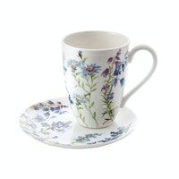 Saint James Premium Tableware Continental Mug Set Summer 2pcs