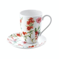Saint James Premium Tableware Continental Mug Set Winter 2pcs