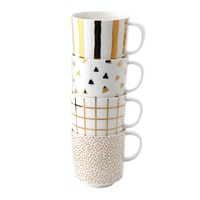 Saint James Premium Tableware Mug Set Karen (4 Version)