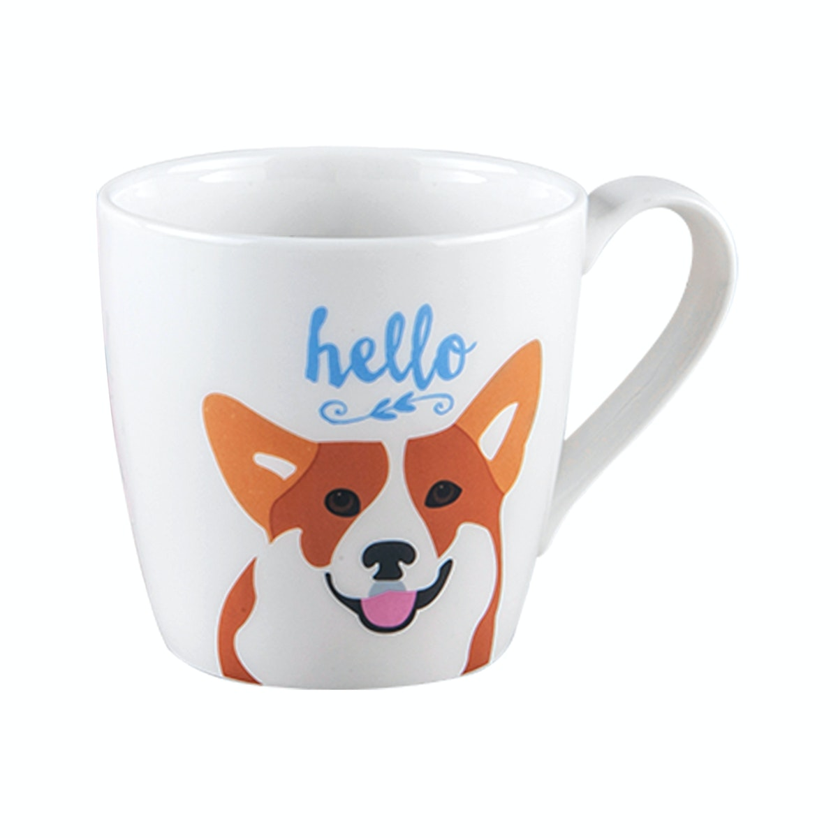 Saint James Premium Tableware Mug AT Hello Puppy