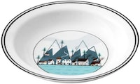 Sandra Isaksson by Saint James 23 cm Curry Bowl Orim Winter