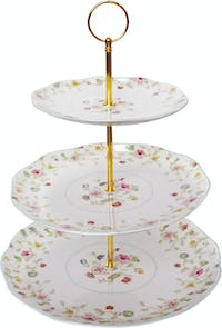 Saint James Premium Tableware Cake Stand Michelle 3 pcs