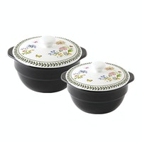 Saint James Premium Tableware Stacking Casserolle J Garden 3 (4) pcs