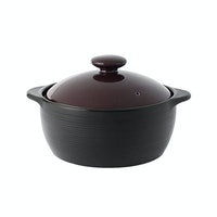 Cook Bowl by Saint James Moon Stripe (S) Wine Glaze