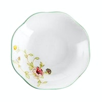 "Saint James Premium Tableware 4"" Coupe Michelle"