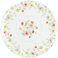"Saint James Premium Tableware 9"" Plate Michelle"