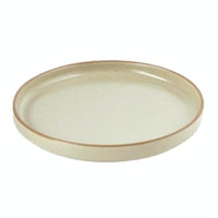 Saint James Premium Tableware 20 cm Plate Two Way Green Glaze