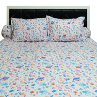 Sleep Buddy Set Sprei Little Mermaid CVC 160x200x30