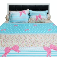 Sleep Buddy Set Sprei Callista Tosca CVC 180x200x30
