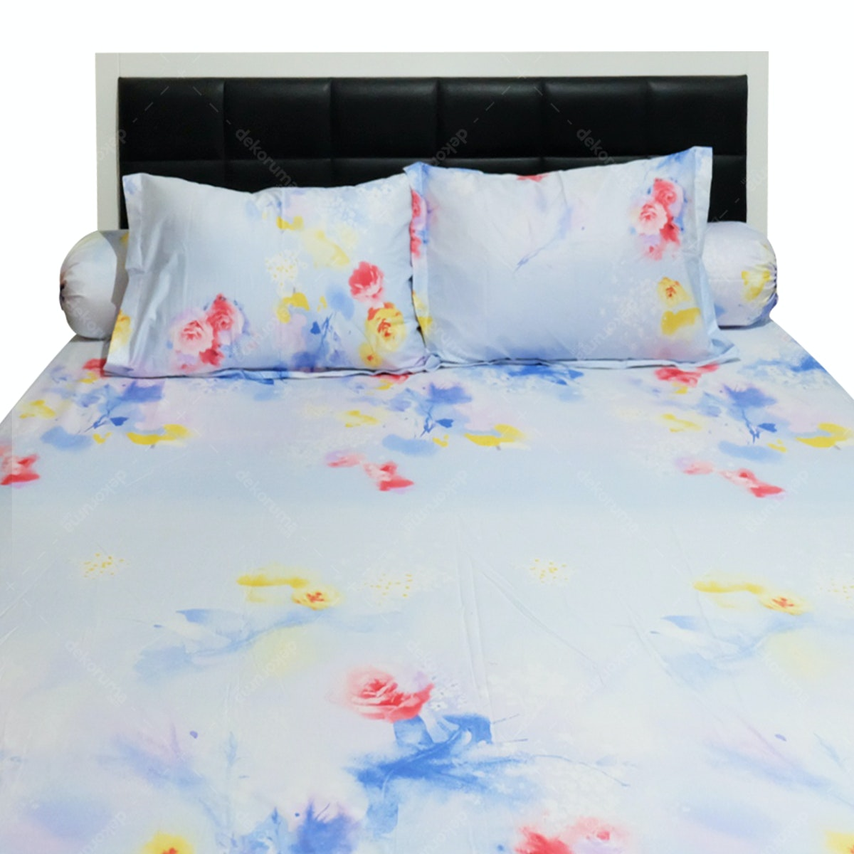 Sleep Buddy Set Sprei City Light Cotton Sateen 160x200x30