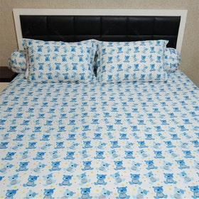 Sleep Buddy Set Sprei Little Bernard Cvc 160x200x30