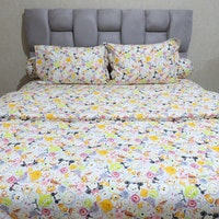 Sleep Buddy Set Sprei Small Tsum CVC 180x200x30
