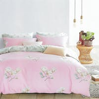 Sleep Buddy Set Sprei Bright Flower Cotton Sateen 160x200x30