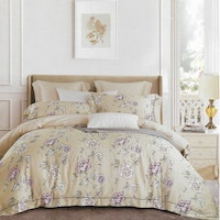 Sleep Buddy Set Sprei Classic Garden Organic Cotton 160x200x30