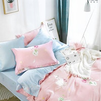 Sleep Buddy Set Sprei Baby Dream Cotton Sateen 180x200x30
