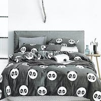 Sleep Buddy Set Sprei Cotton Cute Chic Sateen 120x200x30