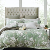 Sleep Buddy Set Sprei Cotton Arbern Sateen 160x200x30