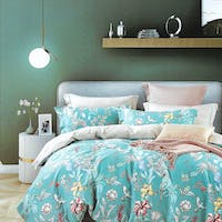 Sleep Buddy Set Sprei dan bed cover Foralis Cotton Sateen 120x200x30