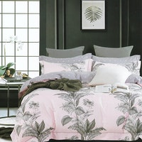 Sleep Buddy Set Sprei Cotton Lavandis Sateen 160x200x30