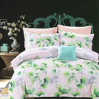 Sleep Buddy Set Sprei Cotton Rossela Sateen 160x200x30