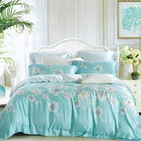 Sleep Buddy Set Sprei dan bed cover Fancy Tencel 160x200x30