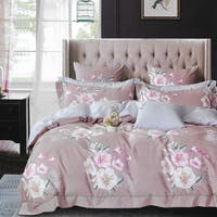 Sleep Buddy Set Sprei Catlheya Cotton Sateen 200x200x30