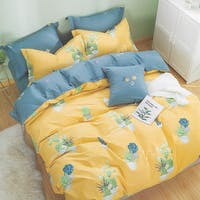 Sleep Buddy Set Sprei Forsythia Cotton Sateen 160x200x30