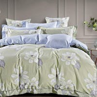 Sleep Buddy Set Sprei Sweet Flower Cotton Sateen 200x200x30