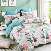 Sleep Buddy Sleep Buddy Set Sprei dan Bed Cover Viera Garden Cotton Sateen 120x200x30