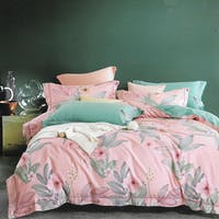 Sleep Buddy Sleep Buddy Set Sprei Trident Pink Cotton Sateen 180x200x30