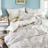 Sleep Buddy Sleep Buddy Set Sprei dan Bed Cover Palm Down Cotton Sateen 180x200x30