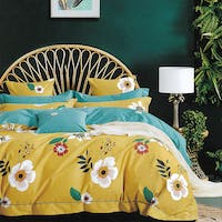 Sleep Buddy Set Sprei Big Paint Cotton Sateen 120x200x30