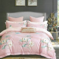 Sleep Buddy Sleep Buddy Set Sprei dan Bed Cover Pink Force Cotton Sateen 160x200x30