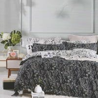 Sleep Buddy Sleep Buddy Set Sprei dan Bed Cover Grassy Cotton Sateen 160x200x30