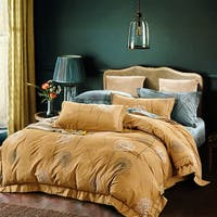 Sleep Buddy Sleep Buddy Set Sprei Warm Dandelion Cotton Sateen 160x200x30