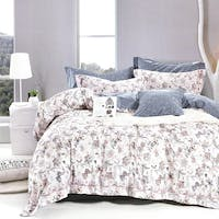 Sleep Buddy Set Sprei dan Bed Cover Crepes Cotton Sateen 160x200x30