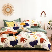 Sleep Buddy Sleep Buddy Set Sprei dan Bed Cover Matchy Cotton Sateen 160x200x30