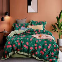 Sleep Buddy Set Sprei Pick Me Tencel 160x200x30