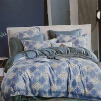 Sleep Buddy Set Sprei dan Bed Cover Heritage Tencel 160x200x30
