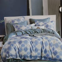 Sleep Buddy Set Sprei dan Bed Cover Heritage Tencel 180x200x30