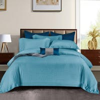 Sleep Buddy Set Sprei dan Bed Cover Mint Stone Jacquard Tencel 120x200x40