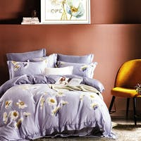 Sleep Buddy Set Sprei Orchid Tencel 120x200x30