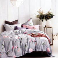 Sleep Buddy Set Sprei Rose Tencel 120x200x30