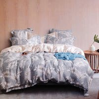 Sleep Buddy Set Sprei Banana Grey Tencel 120x200x30
